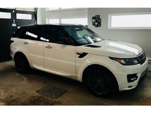 2016 LAND ROVER RANGE ROVER Sport HST /Sport AWD 380HP in Mississauga, Ontario