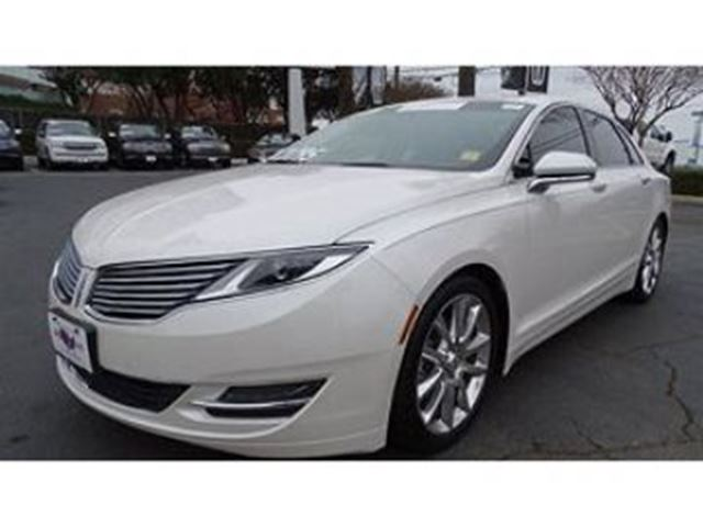 2014 LINCOLN MKZ SELECT in Mississauga, Ontario