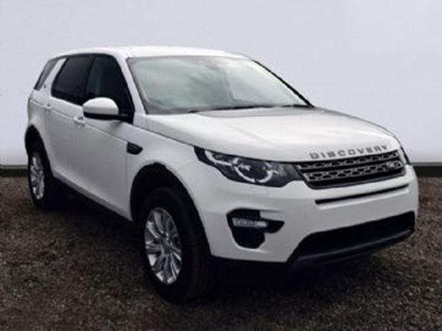 2017 LAND ROVER DISCOVERY AWD 4dr SE in Mississauga, Ontario