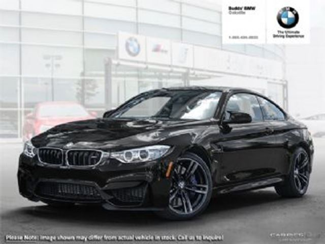 2018 BMW M4 Double cluch in Mississauga, Ontario