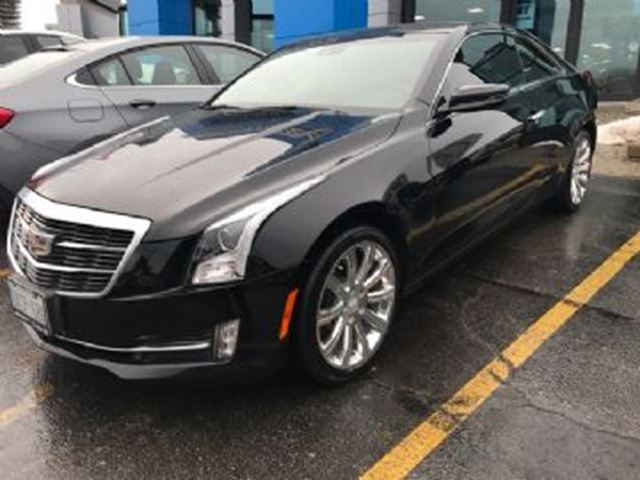 2015 CADILLAC ATS Performance AWD Coupe in Mississauga, Ontario