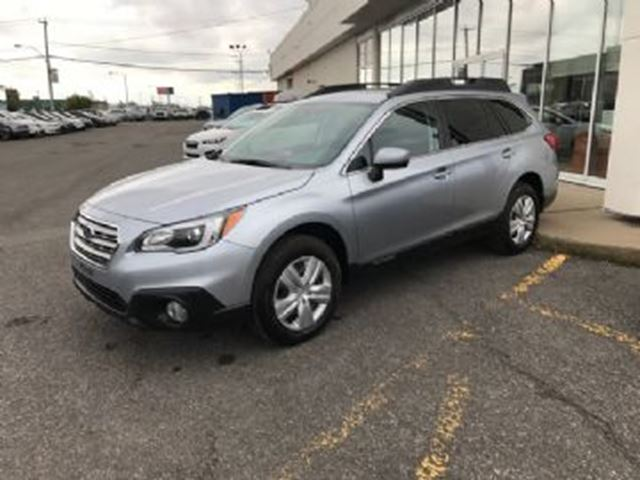 2017 SUBARU OUTBACK Commodit+¬ AWD in Mississauga, Ontario