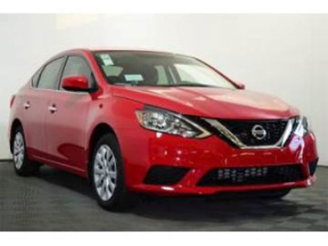 2017 NISSAN SENTRA SV MOONROOF 1.8L 4CYL 124HP in Mississauga, Ontario
