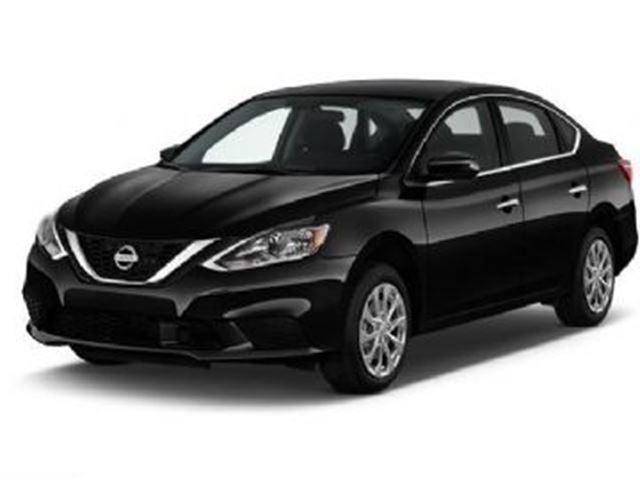 2018 NISSAN SENTRA SV STYLE PACKAGE 1.8L 4 CYL 124HP CVT in Mississauga, Ontario