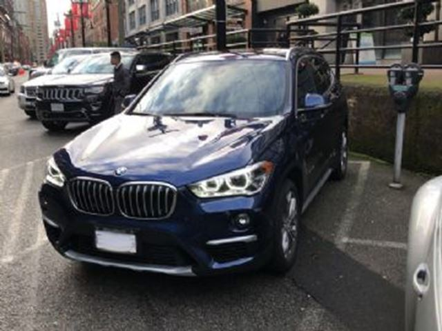 2017 BMW X1 28i X Drive Premium Package Enhanced in Mississauga, Ontario