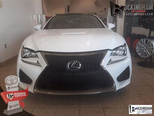 2015 LEXUS RC F Base in Gatineau, Quebec
