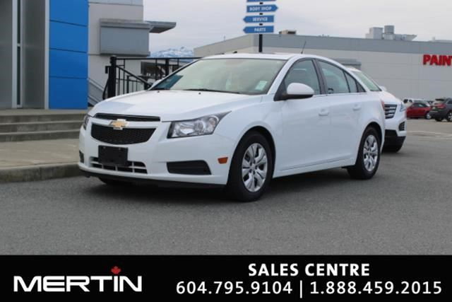 2014 CHEVROLET CRUZE 1LT in Chilliwack, British Columbia