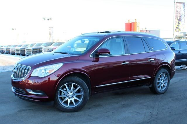 2017 BUICK ENCLAVE Leather in Leduc, Alberta