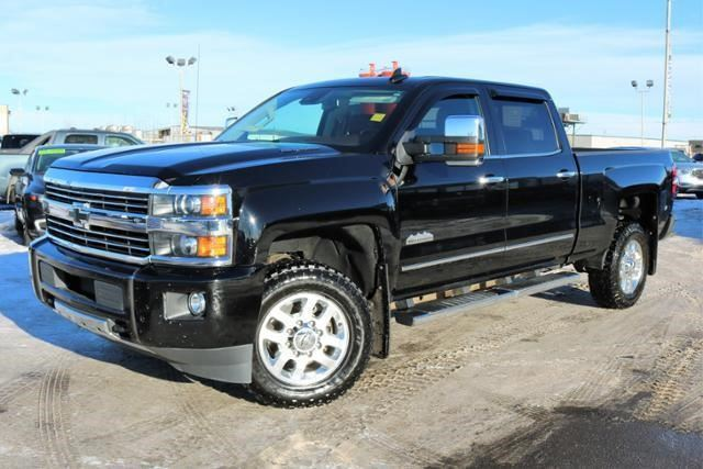 2015 Chevrolet Silverado 3500  High Country in Leduc, Alberta