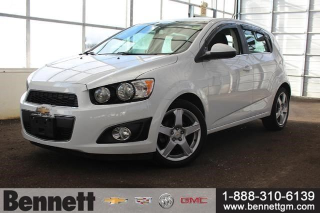 2015 CHEVROLET SONIC LT in Cambridge, Ontario