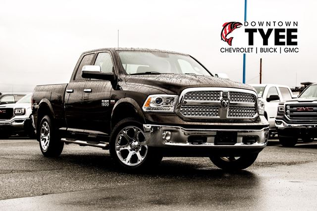 2014 Dodge RAM 1500 Laramie in Campbell River, British Columbia