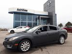 2012 Mazda MAZDA6 GS-L, Auto, Leather, Luxury Pkg in Milton, Ontario