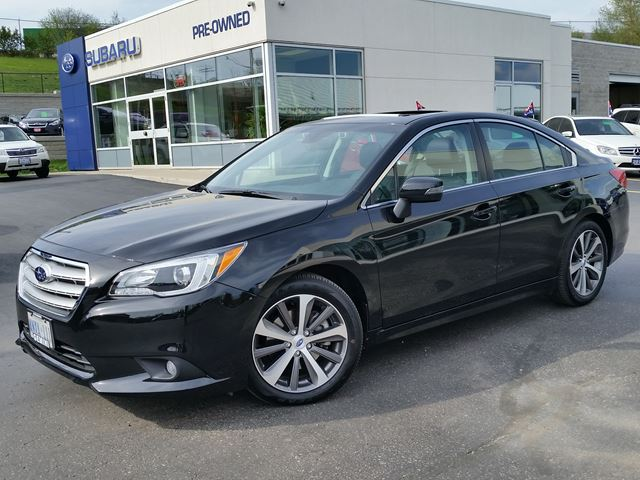 2017 SUBARU LEGACY 3.6R w/Limited & Tech Pkg in Kitchener, Ontario