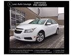 2014 Chevrolet Cruze 1LT - AUTO, REMOTE START, BLUETOOTH, SATELLITE RADIO, BAL. OF GM WARRANTY! LUXE CERTIFIED PRE-OWNED!! in Orleans, Ontario