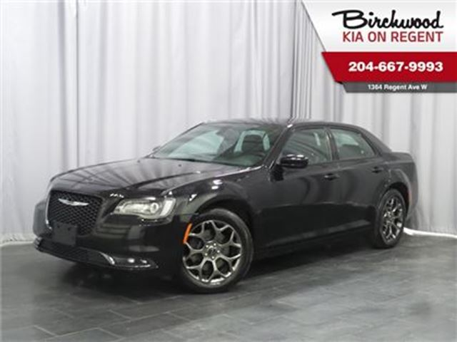 2017 CHRYSLER 300 300S ** JUST ARRIVED AND READY TO GO ** in Winnipeg, Manitoba