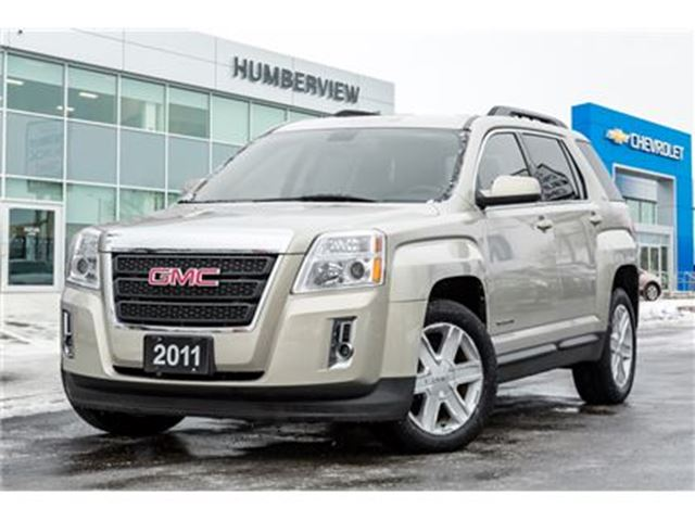 2011 GMC TERRAIN SLE-2 ROOF RACK BACK UP CAM in Toronto, Ontario