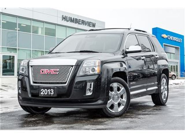 2013 GMC TERRAIN Denali ROOF RACK BACK UP CAM SUNROOF in Toronto, Ontario