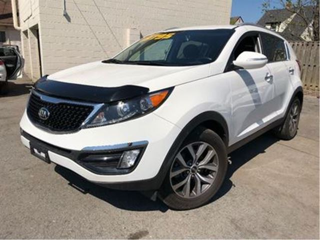 2015 KIA SPORTAGE EX BACKUP CAMERA HEATED FRONT SEATS in St Catharines, Ontario