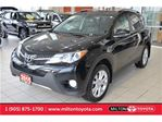 2015 Toyota RAV4 Limited AWD, Navigation, Memory Seat, Leather in Milton, Ontario
