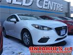 2016 Mazda MAZDA3 GS /SKYACTIV/HEATED SEATS/ONE OWNER!!-TORONTO in Toronto, Ontario