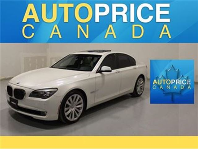 2009 BMW 7 SERIES NIGHT VISION NAVIGATION AND MORE in Mississauga, Ontario