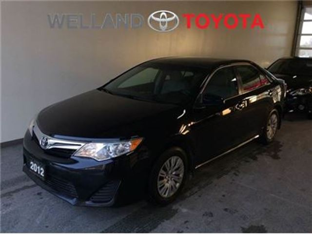 2012 Toyota Camry LE in Welland, Ontario