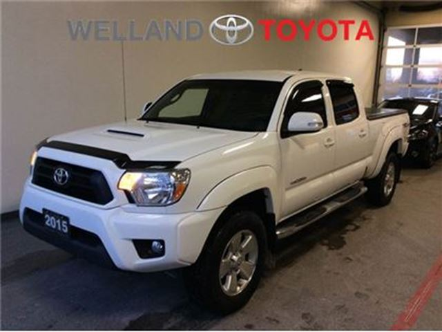 2015 Toyota Tacoma TRD SPORT DOUBLE CAB in Welland, Ontario