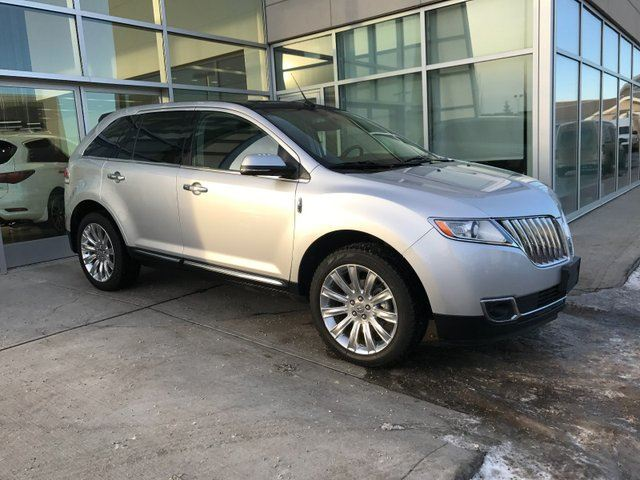 2015 LINCOLN MKX ALL WHEEL DRIVE/NAV/BACK UP CAMERA/BLIND SPOT in Edmonton, Alberta