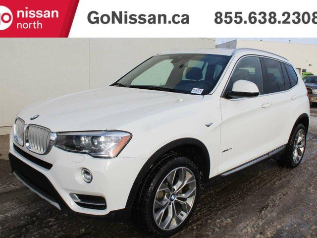 2017 BMW X3 xDrive28i 4dr AWD Sports Activity Vehicle in Edmonton, Alberta