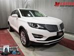 2015 Lincoln MKC PREMIUM *LOADED* LUXURY AWD MOONROOF BACK UP CAM in Winnipeg, Manitoba