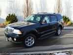 2005 Lincoln Aviator Luxury All-wheel Drive in Kamloops, British Columbia