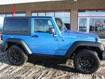 2015 Jeep Wrangler 4WD WILLY EDITION Accident Free, A/C, - Edmonton in Sherwood Park, Alberta