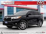 2016 Toyota Highlander XLE AWD LEATHER AND NAVIGATION in Collingwood, Ontario