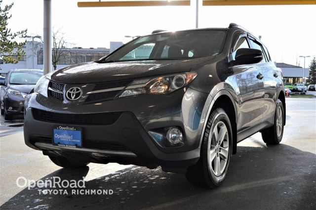 2014 TOYOTA RAV4 XLE, JUST ARRIVED! in Richmond, British Columbia