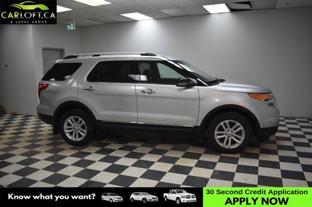 2013 FORD EXPLORER XLT 4X4 in Kingston, Ontario