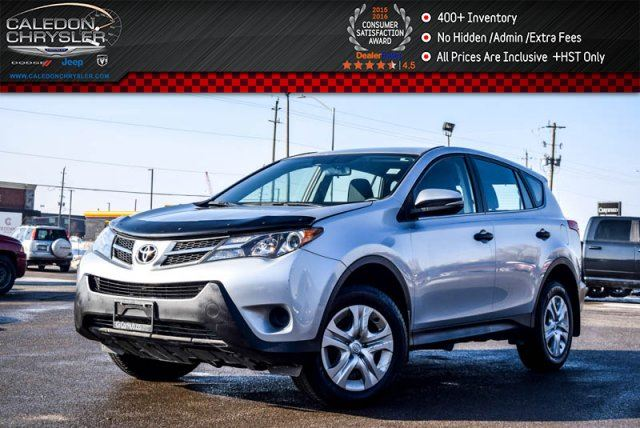 2013 TOYOTA RAV4 LE AWD Bluetooth Pwr Windows Power Locks Keyless Entry in Bolton, Ontario