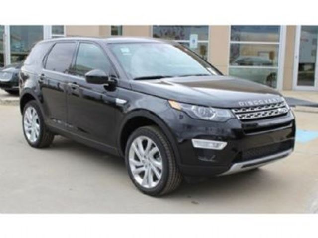 2016 LAND ROVER DISCOVERY AWD 4dr HSE LUXURY in Mississauga, Ontario