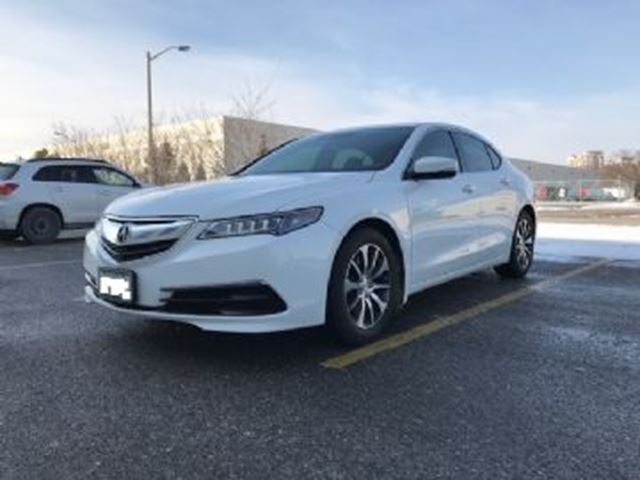 2016 ACURA TLX FWD Tech Package in Mississauga, Ontario
