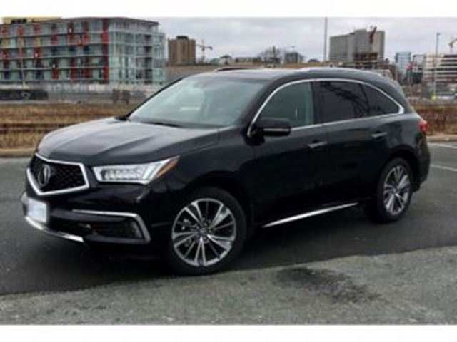 2017 ACURA MDX Elite 7 Passenger  Top of the Line in Mississauga, Ontario