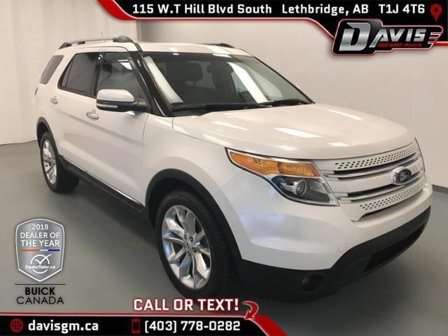 2013 FORD EXPLORER Limited in Lethbridge, Alberta
