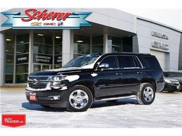 2016 CHEVROLET TAHOE LTZ in Kitchener, Ontario