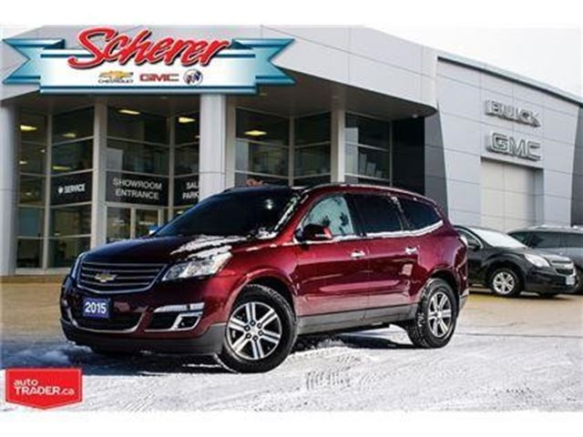 2015 CHEVROLET TRAVERSE LT in Kitchener, Ontario