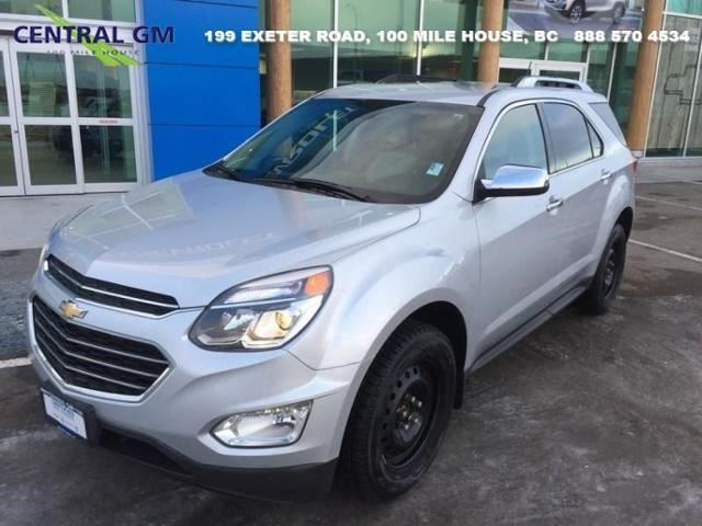 2017 Chevrolet Equinox Premier in 100 Mile House, British Columbia