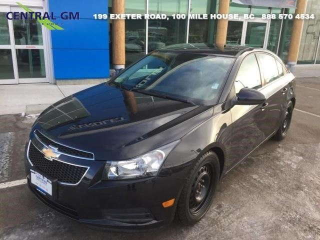 2014 Chevrolet Cruze Diesel in 100 Mile House, British Columbia