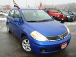 2009 Nissan Versa 1.8SL Hatc. Only 111km in Cambridge, Ontario