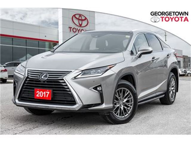 2017 LEXUS RX 350 Executive Package, every option possible in Georgetown, Ontario