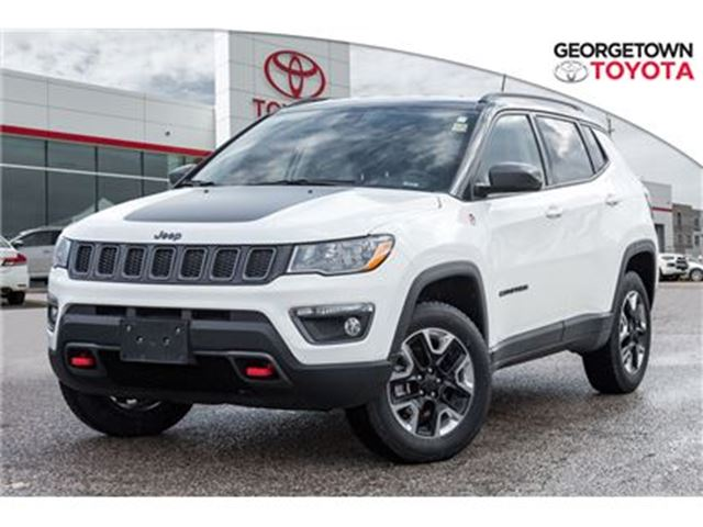 2017 JEEP COMPASS Trailhawk in Georgetown, Ontario
