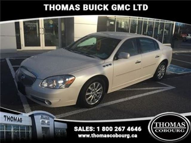 2011 BUICK LUCERNE CXL Comes With Winter Tires On Rims! in Cobourg, Ontario