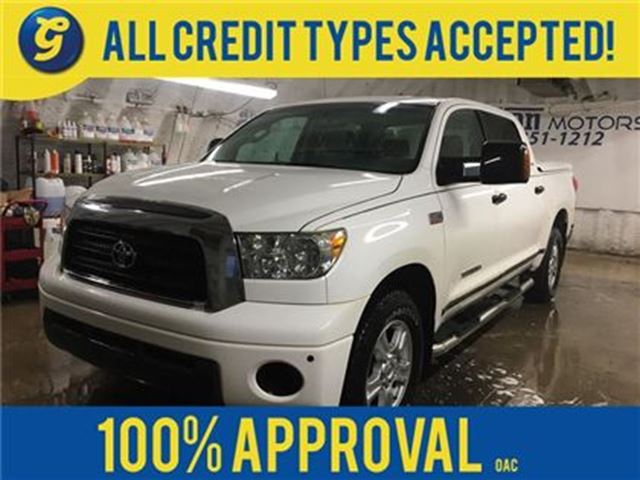 2007 TOYOTA TUNDRA SR5 CrewMax*******AS IS SALE********2WD* in Cambridge, Ontario