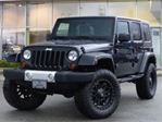 2010 Jeep Wrangler Unlimited Sahara 4D Utility 4WD *Tons of Upgrades* in North Vancouver, British Columbia